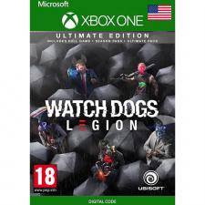 Watch Dogs: Legion Ultimate Edition (kodas) US regionas