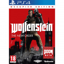Wolfenstein The New Order Occupied Edition PS4