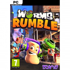 Worms Rumble PC (kodas)