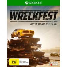 Wreckfest Xbox One