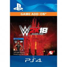 WWE 2K18 Season Pass PS4 skaitmeninis