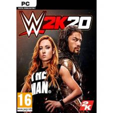 WWE 2K20 PC skaitmeninis