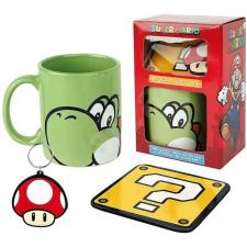Nintendo Super Mario Yoshi Edition fanų rinkinys