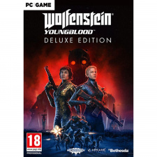 Wolfenstein YoungBlood Deluxe Edition PC skaitmeninis