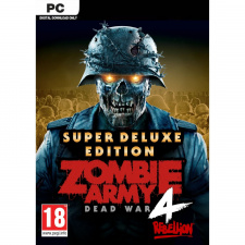 Zombie Army 4: Dead War Super Deluxe Edition PC (kodas)